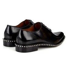 Мужские деловые туфли ручной работы на плоской подошве из натуральной кожи; Модные мужские свадебные модельные туфли; Большие европейские размеры 46