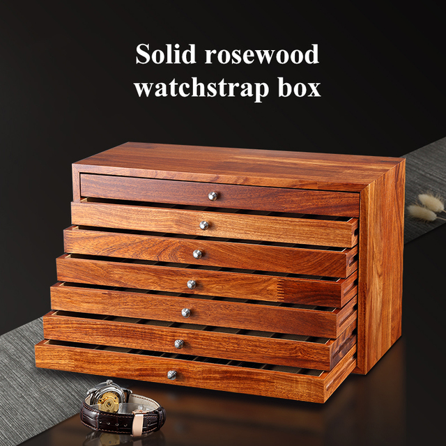 wholesale high quality Luxury solid wooden jewelry watch strap vintage fashion watch gift