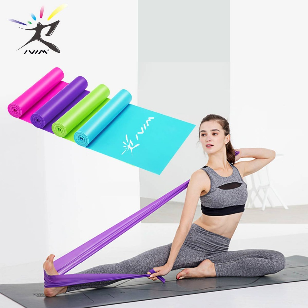 Resistance Bands Rubber Band Workout Fitness Equipment Yoga Training BandsB ce