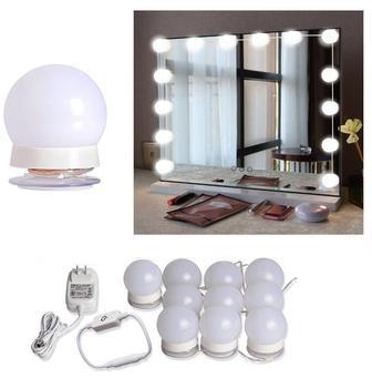 Makeup Mirror light,Vanity mirror Light Bulbs Kit 1