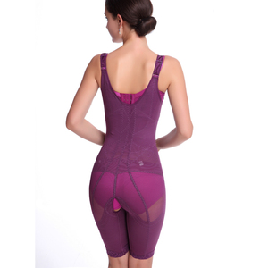Image 3 - Zayıflama iç çamaşırı bodysuit kadın iç çamaşırı bel eğitmen vücut şekillendirici düzeltici iç çamaşırı mıknatıs Shapewear kilo kaybı korse