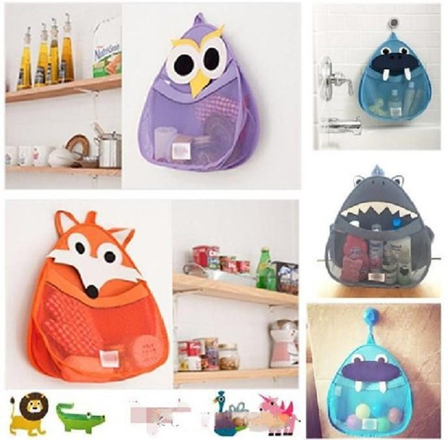 New Bath Toy Storage Net Bag Bathroom Tidy Organizer Baby Kids Shower Accessories Free Shipping High  sc 1 st  AliExpress.com & New Bath Toy Storage Net Bag Bathroom Tidy Organizer Baby Kids ...