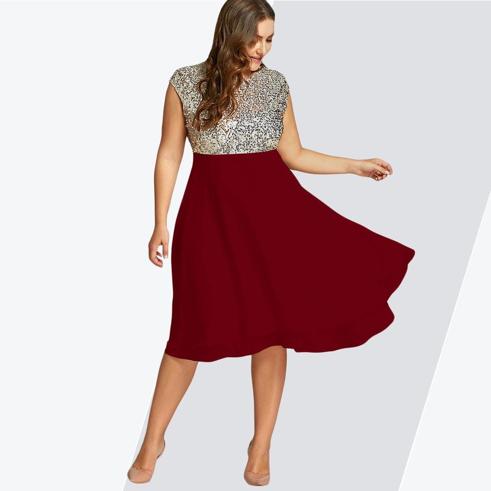 Women Plus Size Sequined Decorated V-neck Half Sleeve Sparkly Capelet Blouse Femme T Boho Camisa Feminina Blusa Mujer 40al15 Women's Clothing