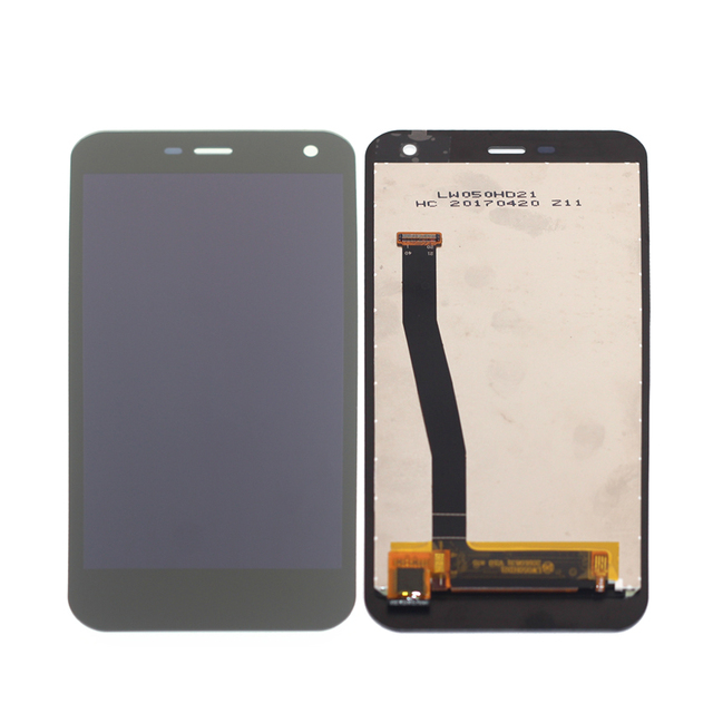 LCD Display For Nomu  S20 Touch Screen Digitizer Assembly Phone Parts With Free Shipping And Tools