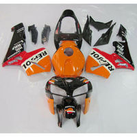 Motorcycle New Repsol ABS Fairing Bodywork Kit For Honda CBR600RR CBR 600 RR F5 2005 2006