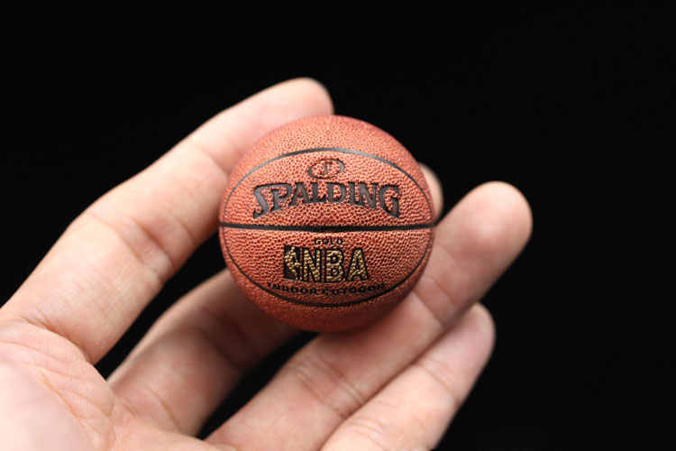 Maestro Studio 1/6 Scale Model MS Master Magnetic Basketball Collection Boutique NBA Soldier Basketball Model Accessories