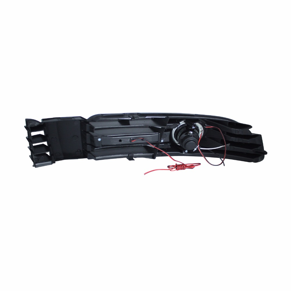 hight resolution of led car bumper grille wiring harness daytime running light fog lamp angel eyes bulb for volkswagen vw passat 2001 2005 in car light assembly from