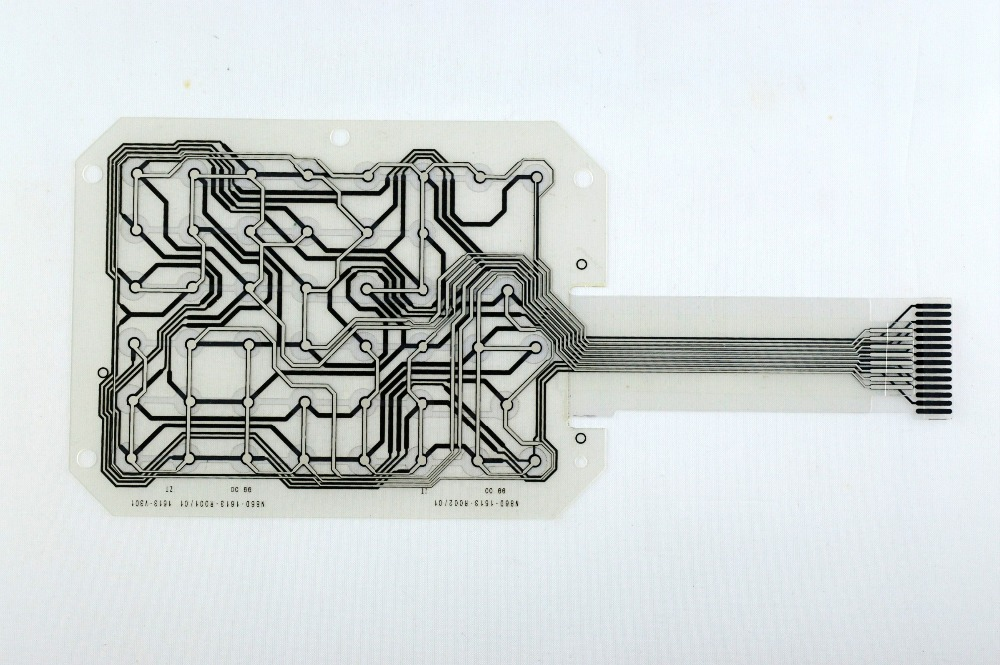 N860-1613-R001 N860-1613-R002 PANEL MEMBRANE KEYPAD,HAVE IN STOCK,FASTING SHIPPING