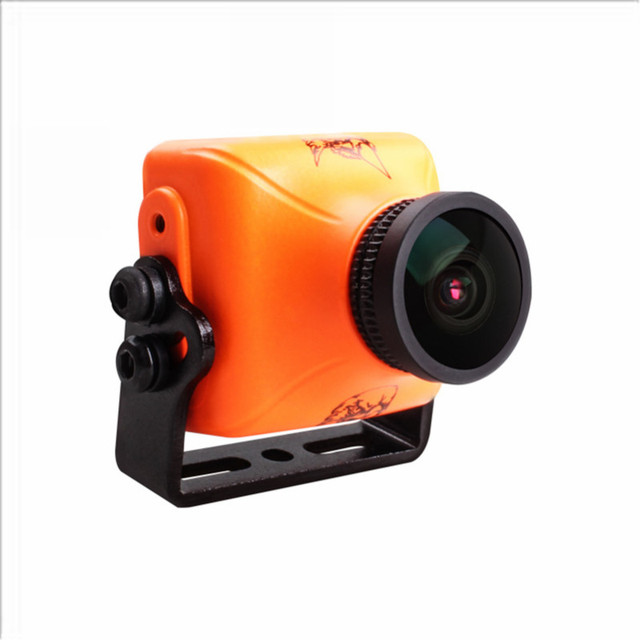 New RunCam Eagle 2 PRO 800TVL CMOS 2.1mm/2.5mm 16:9/ 4:3NTSC/PAL Switchable Super WDR FPV Camera Low Latency