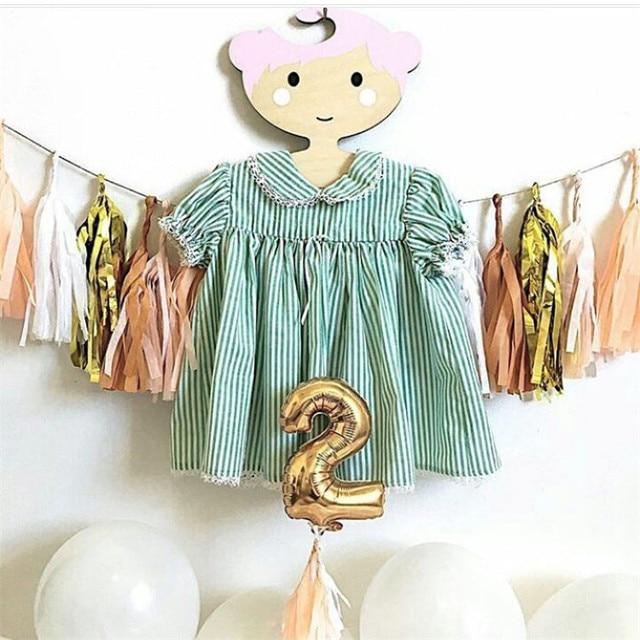 Nordic Stijl Houten Jongen Kleding Hangers Of Baby Doek Creatieve