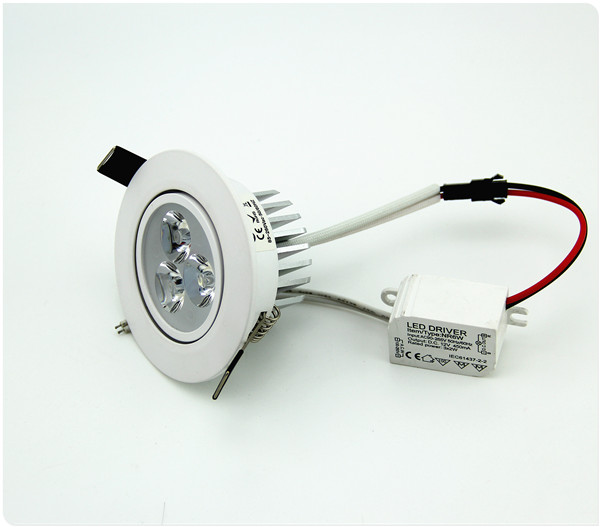 2pcs/lot Dimmable LED Downlight Daylight 3W 6W 220V Spot Led Encastrable  Exterieur Led Downlight  In LED Downlights From Lights U0026 Lighting On  Aliexpress.com ...