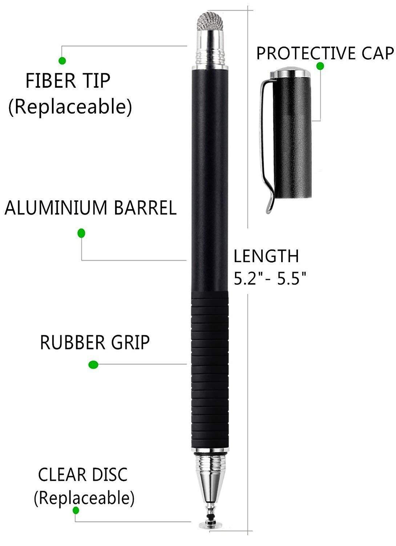 Caneta stylus p/ celular