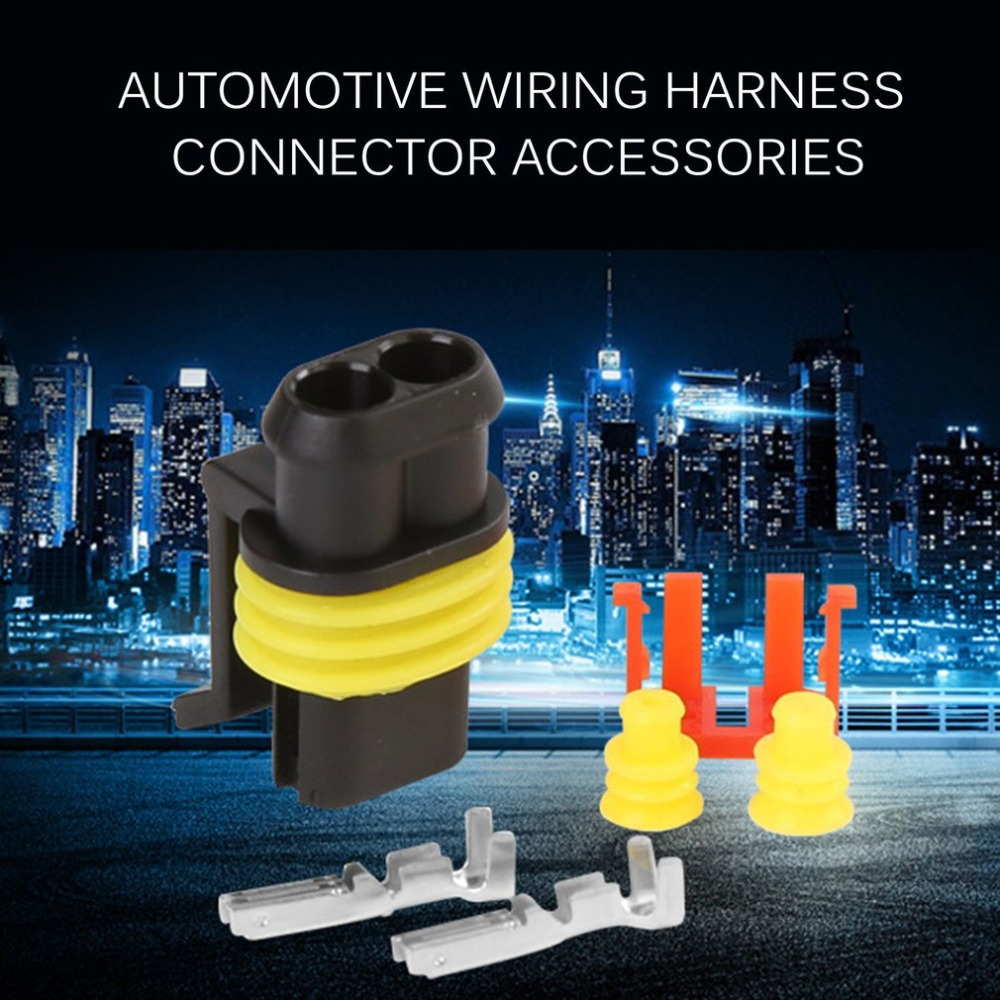 hight resolution of cjt automotive wiring harness connector accessories waterproof electronic plug connector