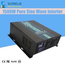 Reliable Power Bank Inverter Pump/Car Converter 24V 230V 1500W Off Grid Pure Sine Wave Solar Inverter 12V/24V/48V 48v 6000w off grid pure sine wave power inverter 48v to 230v off grid power converter