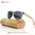 KITHDIA Madeira Óculos De Sol dos homens Óculos de Marca de Grife mulheres Óculos de Sol De bambu Do Vintage Marcas Originais Verão Estilo Luxo Oculos