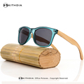 KITHDIA Wood Sunglasses men Vintage Brand Designer women bamboo Sunglasses Original Brands Eyewear Summer Style Luxury Oculos