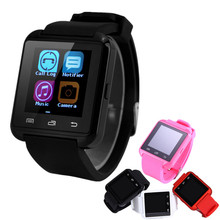 2016 Bluetooth Smart Watch A8 A SmartWatch Plus Wrist Watches Phone MTK For IPhone 5S 6