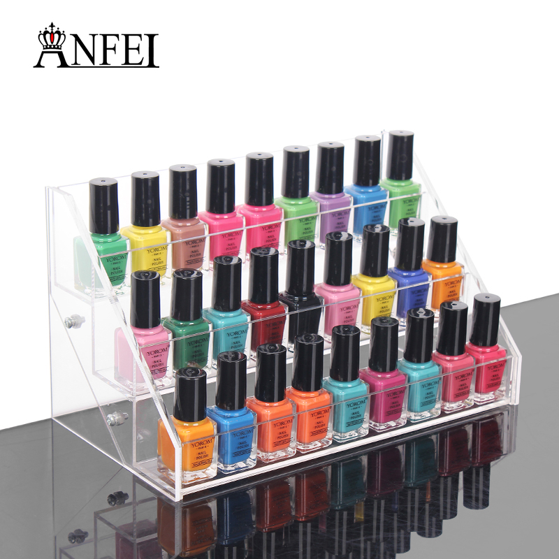Compare prices on salon display cases online shopping buy for Acrylic nail salon prices
