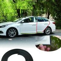 10 M faixa de proteção Da Porta PARA geely X7 GC6 CK2 EC7 FC GX7 SC7 Car Styling Acessórios|Adesivos para carro| |  -