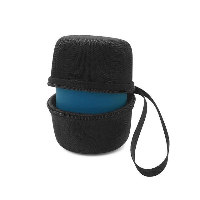Bolsa de columna de Altavoz Bluetooth portátil para Sony SRS-XB10/Sony XB10/Sony SRS XB1 Cremallera de nailon para viaje al aire libre con correa de mano
