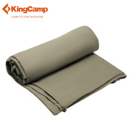 KingCamp Outdoor Camping Envelope Sleeping Bag Liner For Travel Camping Compact Cotton Soft Touching