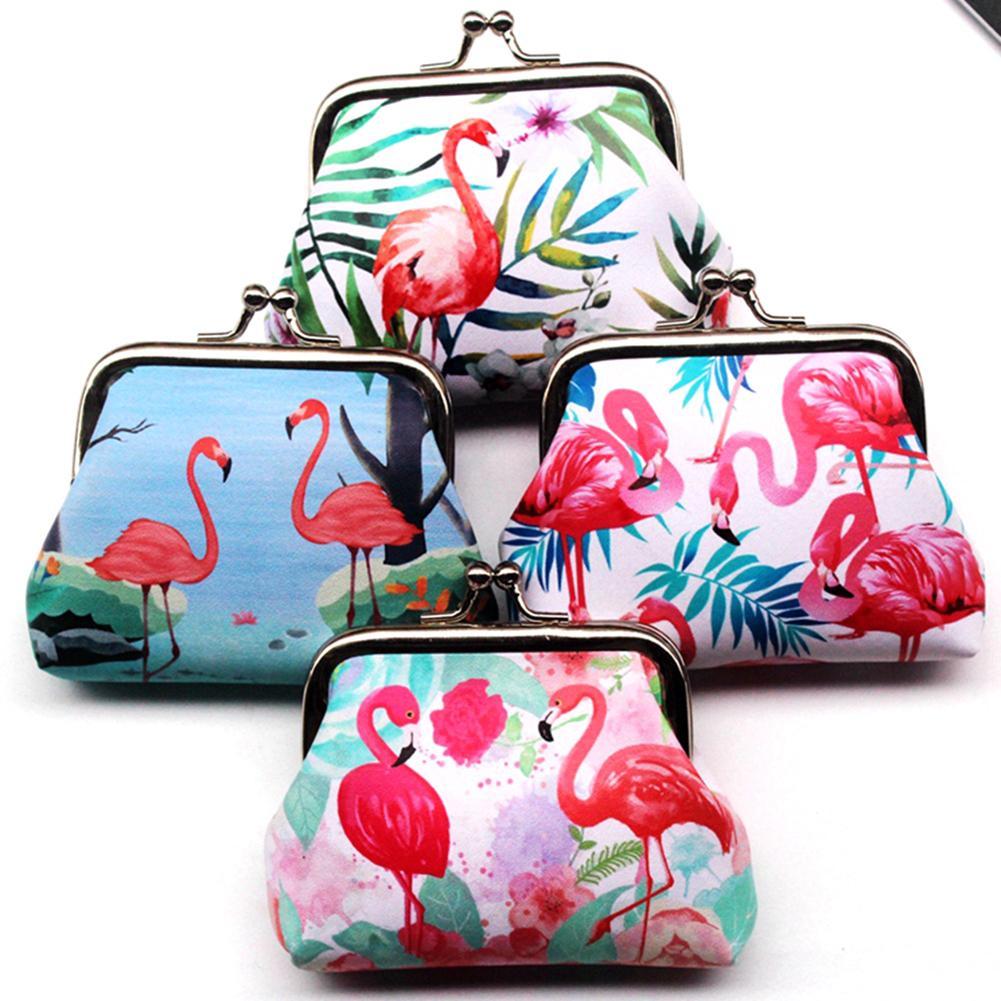 Make Up Bag Cellphone Bag With Handle DH14hjsdDEE Birds Zipper Canvas Coin Purse Wallet