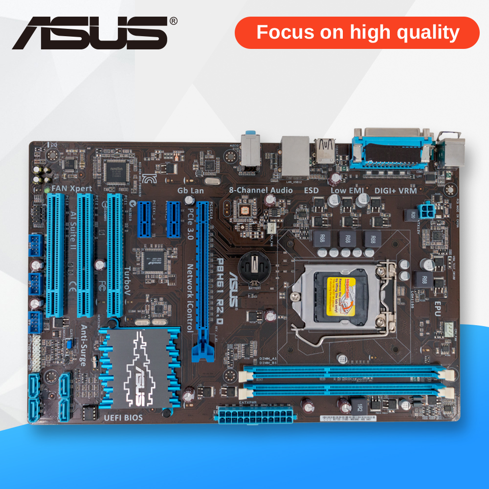 DRIVERS UPDATE: ASUS P8H61 R2.0 AUDIO