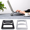 Portable Folding Aluminum Notebook Laptop Anti-slip Cooling Pad Stand Holder for ASUS Lenovo Samsung Apple MacBook Pro Air