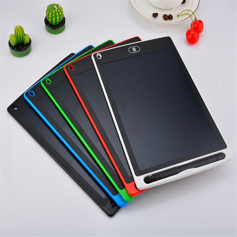8.5 Inch Digital LCD Ewriter Kids Drawing Writing Board Tablet With Pen Electronic Writing For Kids Learning