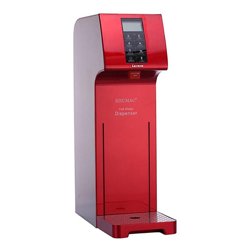 Machine à café automatique Machine à eau intelligente réglable contrôle de température Machine à eau chaude LHH-HHB125
