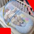 Бесплатная доставка/детская кроватка с подставкой/сетки юрте/детские москитная сетка/ребенок сетки/складная/портативный завод оптовая