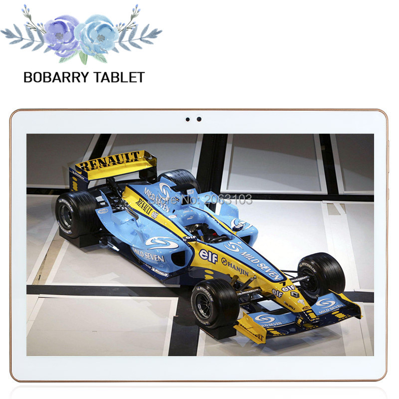 10 1 inch S108 Octa Core 2 0GHz Android 6 0 4G WIFI tablet android Smart