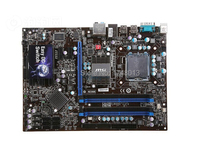Free shipping original motherboard for MSI P45T-C51 DDR2 LGA 775 P45 16GB Extreme overclocking Desktop motherborad