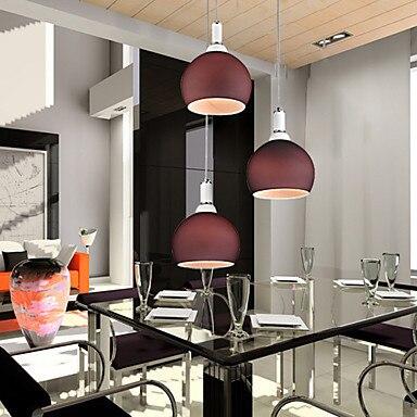 led de luces de techo luminaria led moderna de cristal haning luz accesorios de la lmpara