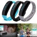 Cubot Bandas V2 Bluetooth Inteligente Pulsómetro Rastreador De Fitness Deportes de Apoyo de documentos (de paso, calorías, distancia GPS registro de ruta)
