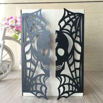 30pcs Personalized Wedding Invitations Laser Cut Invitation Cards For Wedding Birthday Invite Carnival Event Party Supplies