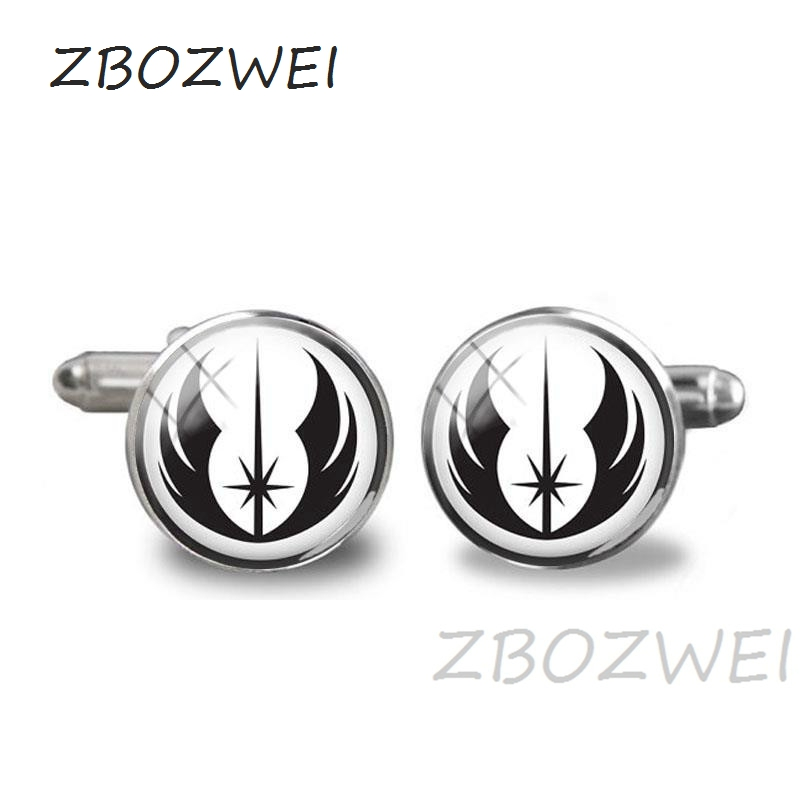 Star Wars Blue and Silver Jedi Order Emblem Quality Enamel Tie-pin