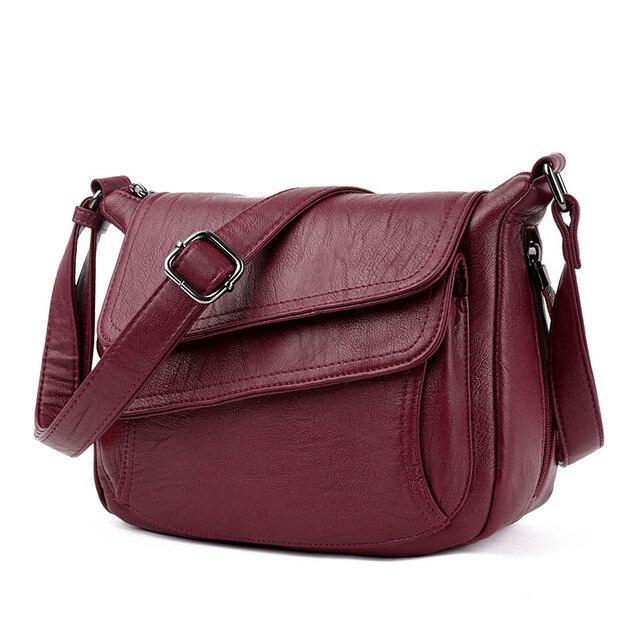 Kavard Women Leather Handbags New Style Women Bag sac a main femme Luxury Handbags Women Bags Designer Small Handbag 2017 Sling