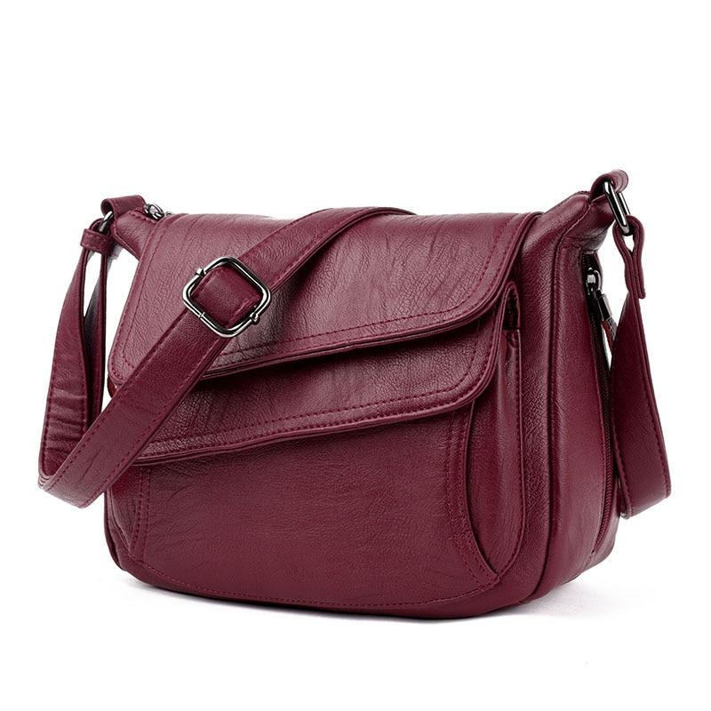 Kavard Women Leather Handbags Summer Style Women Bag sac a ...