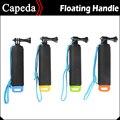 Água flutuante aperto de mão handle monte acessórios float para gopro hero 4/3 +/3/2/1 sj4000 sj5000 eken h9 f60 xiaomi yi