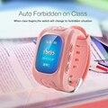 GPS Tracker Niños Reloj Inteligente Deest D5 Niño Monitor de Dispositivo Localizador Rastreador Anti Perdido Smartwatch para Android y ios reloj