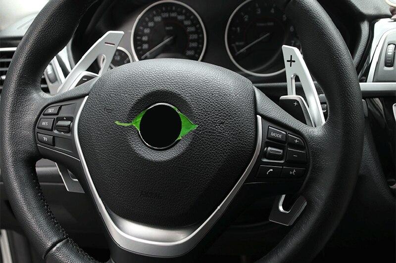 Aluminium Intérieur Palette au Volant manette de vitesse d'extension Pour BMW F52 F45 F46 F30 F32 F10 G30 F06 F01 X1 X2 X4 X5 X6