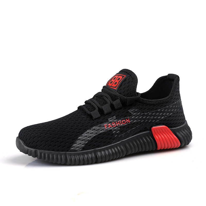 D4 Mens Shoes Casual Shoes Men Sneakers 2019 Trainers Men Shoe Summer Breathable Tenis Sports Hot Sale for Male