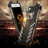 Phone Cases For Apple IPhone 5s 5 SE Luxury Armor Heavy Duty Metal Batman Protect Hard