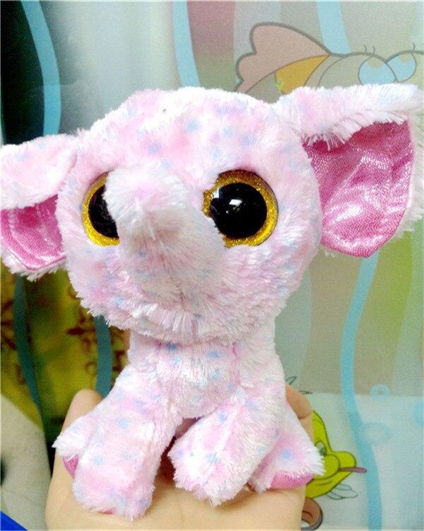 Ty Beanie Boos Original Big Eyes Plush Toy Doll 10 15cm ...