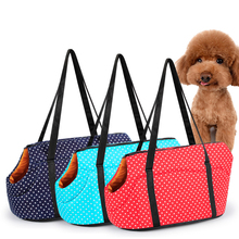 Popular Pet Dog Carrier Bag Messenger Sling Winter Warm Cat Outdoor Travel Small Shoulder For Chihuahua