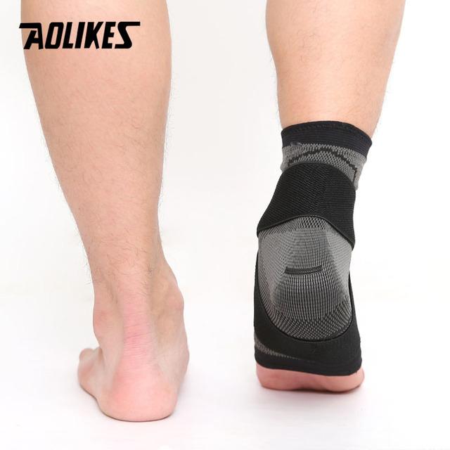 Ankle armor