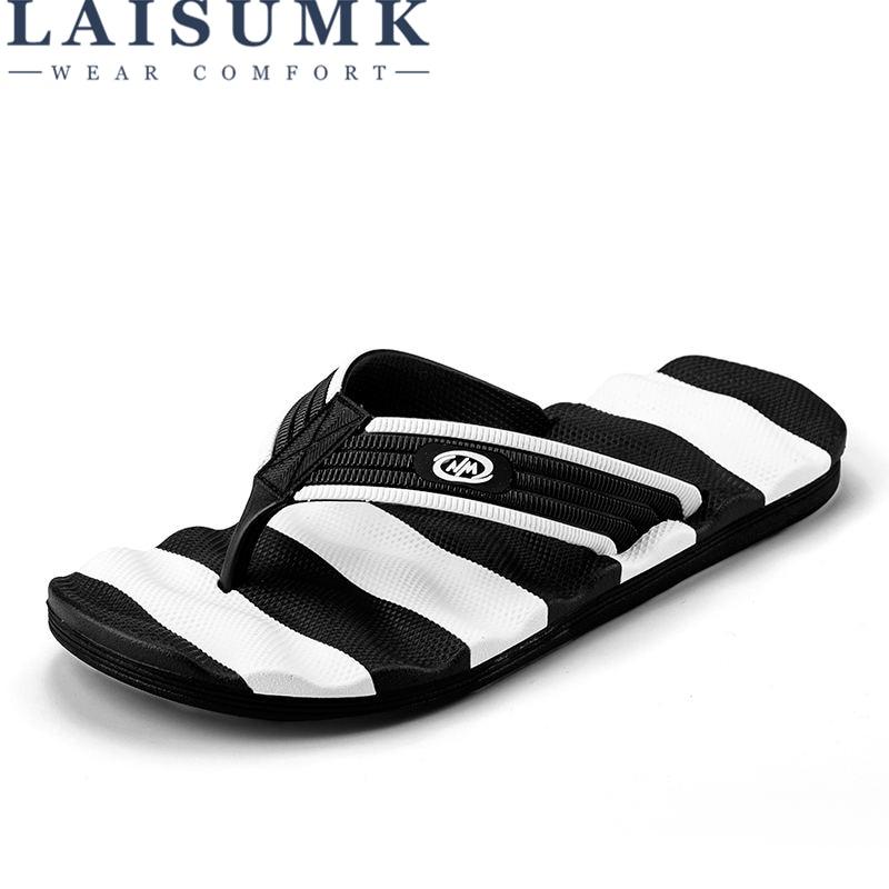LAISUMK Summer Casual men