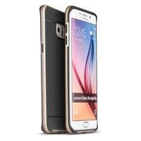 Original Case For Samsung Galaxy S6 Edge Plus Phone Case Slim Shell PTU PC Silicone Material