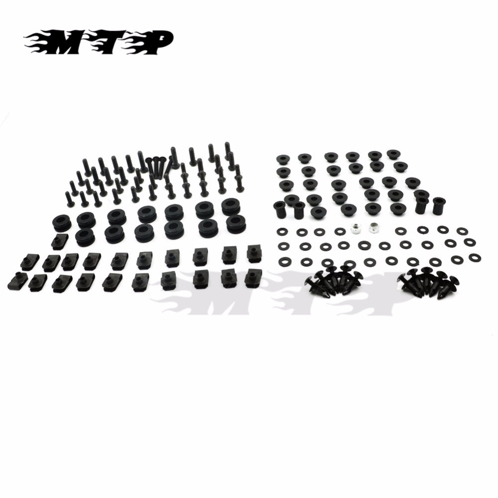 YZF R6 03 - 05 04 Fairing Bolts Screw For Yamaha YZF-R6 YZFR6 2003 - 2005 2004 YZF600 Body Fairing Bolt Fastener Fixation Kit